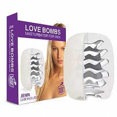 Мастурбатор Love Bombs Jenn