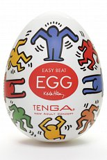 Мастурбатор Tenga x Keith Haring EGG Dance