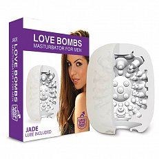 Мастурбатор Love Bombs Jade